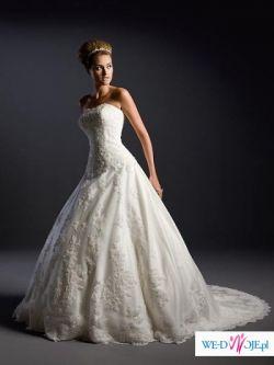 Sprzedam suknie Justin Aleksander 8432