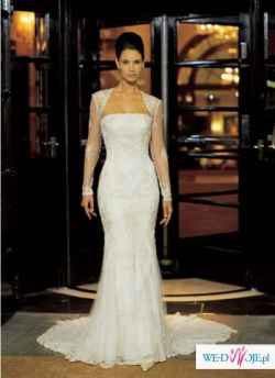 Sprzedam suknię Justin Alexander nr 8102