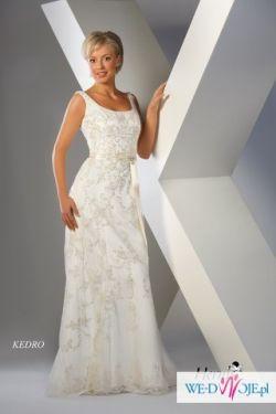 SPRZEDAM suknię KEDRO, kolekcja HERM'S