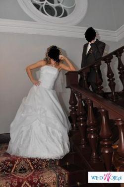 """Sprzedam suknię """"księżniczkową"""""""