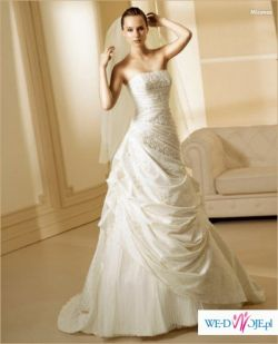 Sprzedam suknię La Sposa Micenas r.36