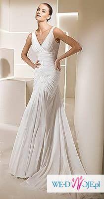 Sprzedam suknie La Sposa Saba