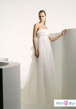 Sprzedam suknię Manuel Mota VALDEMAR 34-36