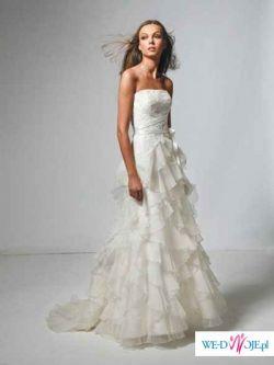 """Sprzedam suknię marki Cymbeline model """"Brindille"""" 2008"""
