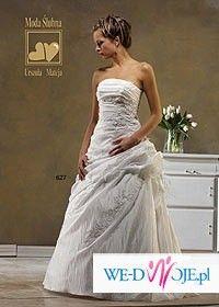Sprzedam suknię Mateja 627