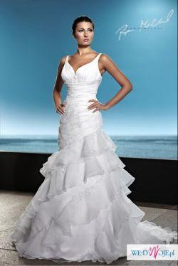 sprzedam suknie- meega promocja!!!