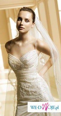 Sprzedam suknie Miel firmy la Sposa