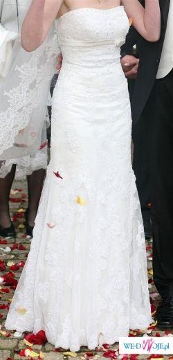 Sprzedam suknię Pronovias Lorna