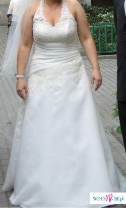 Sprzedam suknię - rozmiar 44