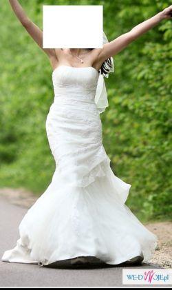 sprzedam suknię san patrick peralta