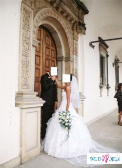 Sprzedam suknię ślubą
