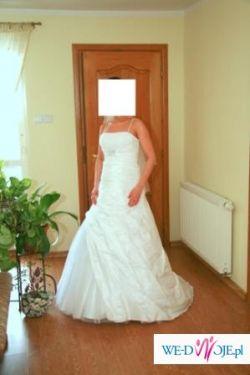 Sprzedam suknię ślubą!!
