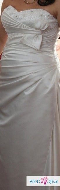 Sprzedam suknię ślubą WHITE ONE 2010