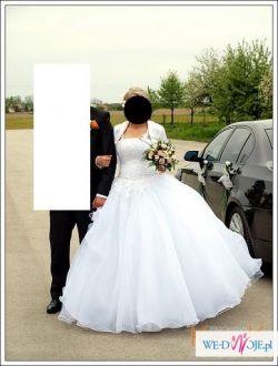 Sprzedam suknię śłubną