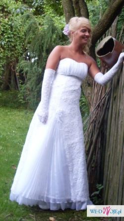 5054f57eed sprzedam suknię ślubną - Suknie ślubne - Ogłoszenie - Komis