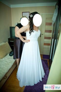 !Sprzedam suknię ślubną!
