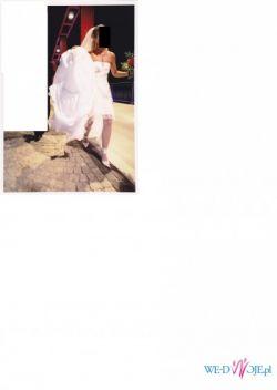 Sprzedam suknię ślubną 3- częśćoiwą 500zł.
