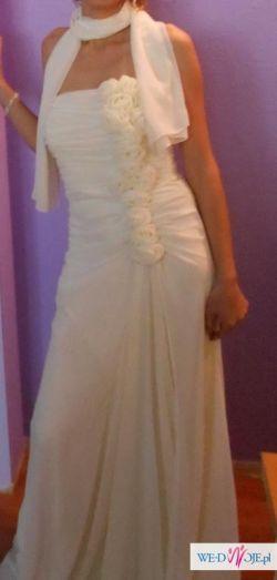 sprzedam suknię ślubną 36-38