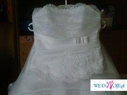Sprzedam suknie ślubną 36-38