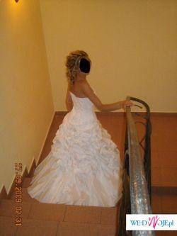 Sprzedam suknie ślubną 3638