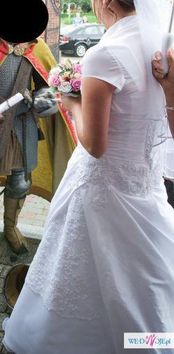 sprzedam suknie ślubną 40 Włocławek
