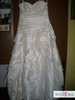 Sprzedam suknie ślubną 42