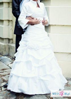 Sprzedam suknie ślubną-500 zł