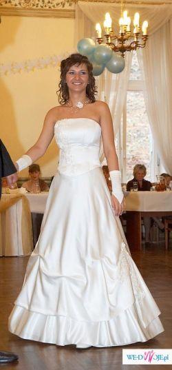 sprzedam suknię slubną:)