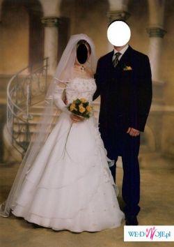 >>> Sprzedam suknię ŚLUBNĄ