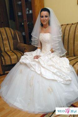 sprzedam suknię ślubna