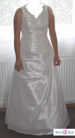 Sprzedam suknie ślubną...