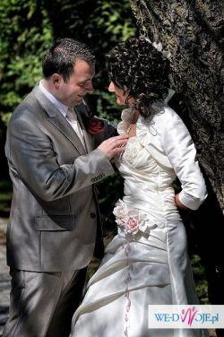 Sprzedam suknię slubną 900 zł do negocjacji
