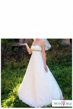 Sprzedam suknię ślubną/