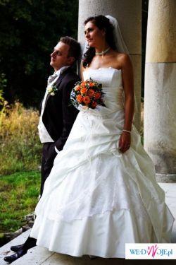 Sprzedam suknie ślubną !!