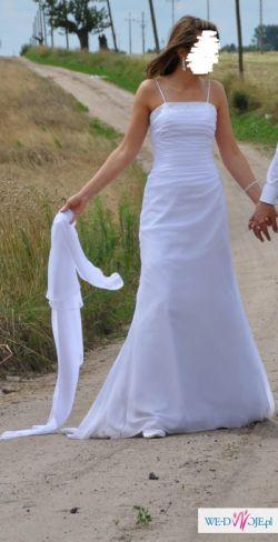 Sprzedam suknie ślubną :)