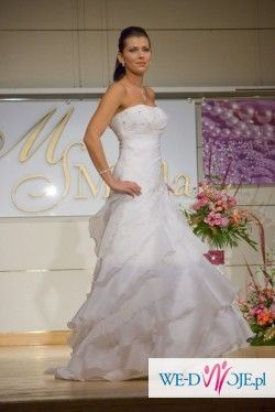 Sprzedam suknie ślubną !!!