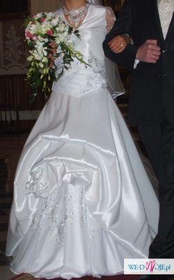 Sprzedam suknie ślubną.