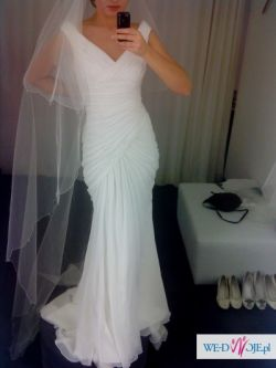 Sprzedam suknię ślubną ABACO Pronovias !!!!