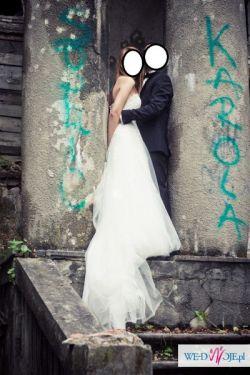 Sprzedam suknie ślubną ACADIA zakupioną w salonie Madonna