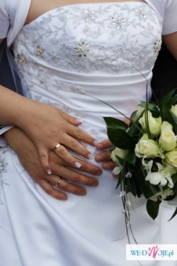 sprzedam suknie ślubną Agnes 10051