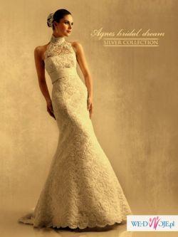 Sprzedam suknię ślubną Agnes 10225