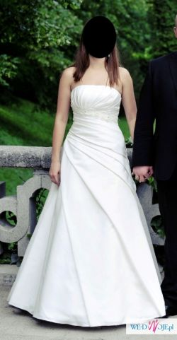 Sprzedam suknie ślubną Agnes 10528