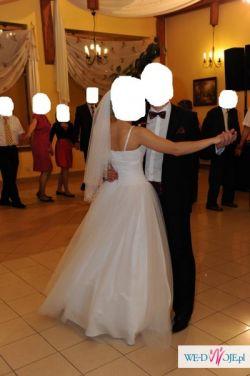 Sprzedam suknię ślubną AGNES + dodatki