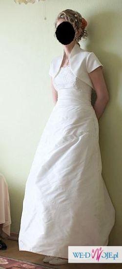 sprzedam suknię slubną Agnes model 1563
