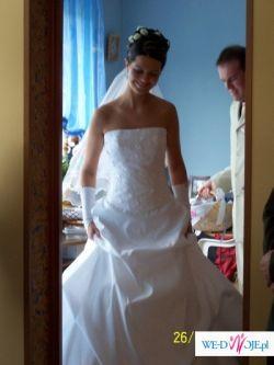 sprzedam suknię ślubną agness