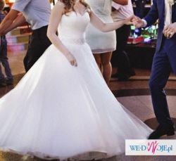 Sprzedam suknię ślubną Agora 10-20