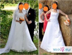 Sprzedam suknię ślubną Agora 24-43