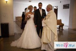 Sprzedam suknię ślubną Amber Emmi Mariage 2012