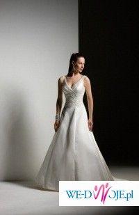 Sprzedam suknię ślubną amerykańskiej firmy Sweetheart nr.kat. 5881