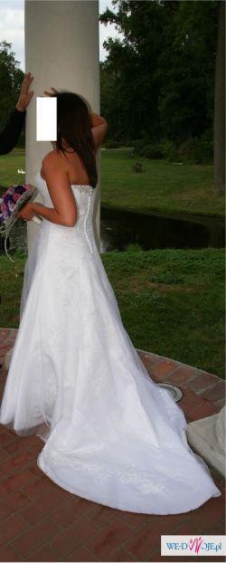 sprzedam suknie ślubną ANNAIS -AVRIL